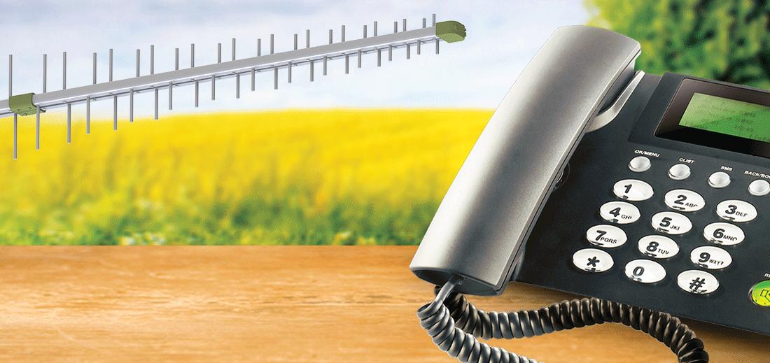 linha celular rural proeletronic